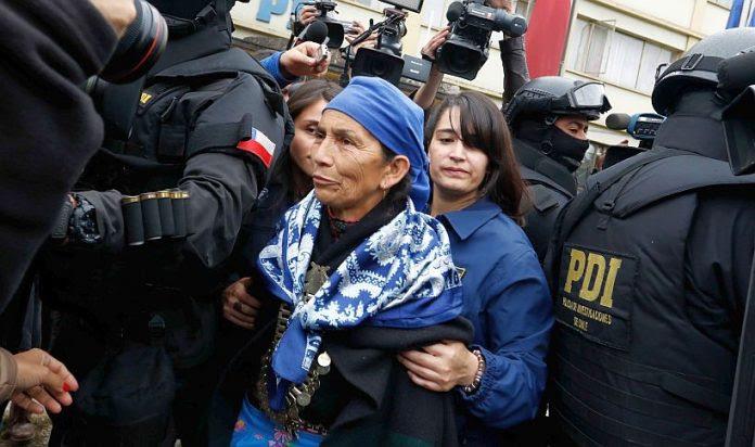 Resultado de imagen para mapuches al borde la muerte huelga de hambre carcel de temuco