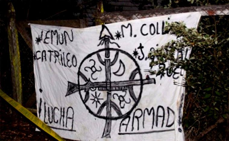 Resultado de imagen para atentados mapuches queman galpones en el maiten